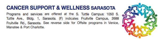 JFCS Cancer Support Wellness Program