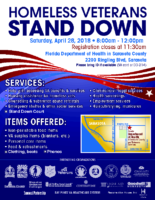 Veterans stand down 2018 – 8.5×11