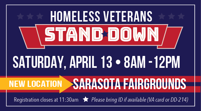 Homeless Veterans Stand Down