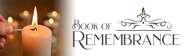 JFCS Book of Remembrance