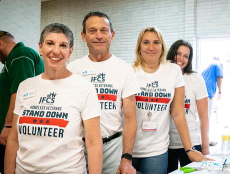 JFCS Volunteer